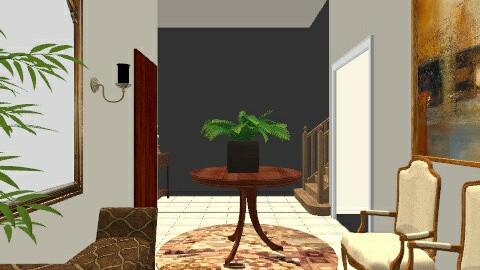 Foyer - Vintage - by cherreceshirley