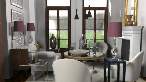 kifisias - Classic - Living room  - by naki1