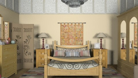 TrBr - Classic - Bedroom  - by milyca8