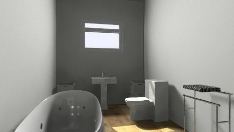 bathroom - Classic - Bathroom  - by laura2790