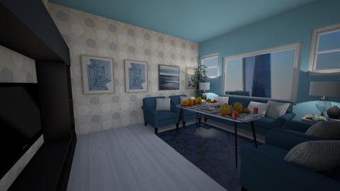 living room - Modern - Living room  - by moN01