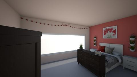 red rum room - Bedroom - by if you like it
