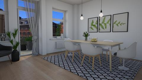 Scandi dining room - Dining room  - by Thrud45