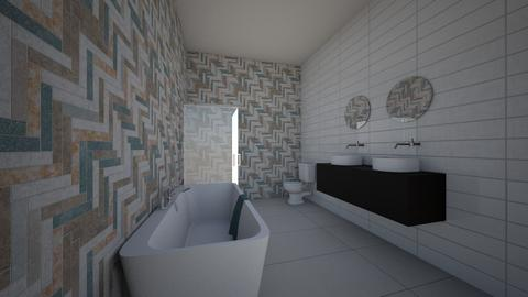 Michelle Bahtroom - Bathroom  - by eric_andy