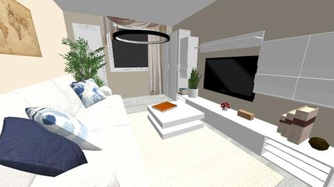 Living test idea  - Living room - by Mger Sargsyan