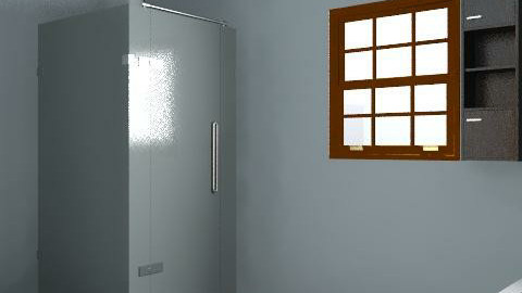 AK bathroom3 - Minimal - Bathroom  - by a123angel
