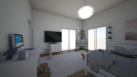 bedroom - Bedroom  - by cupcake61616