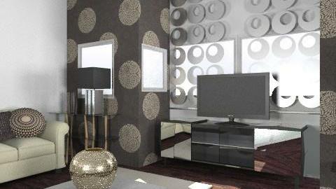 trees funky pad - Retro - Living room  - by trees designs