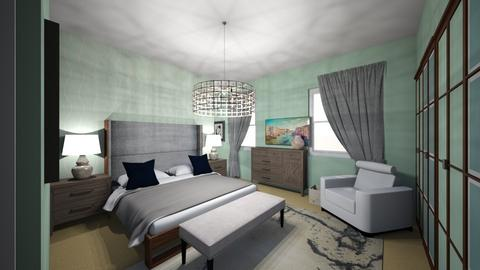 Tiffany bedroom - Bathroom  - by charryses