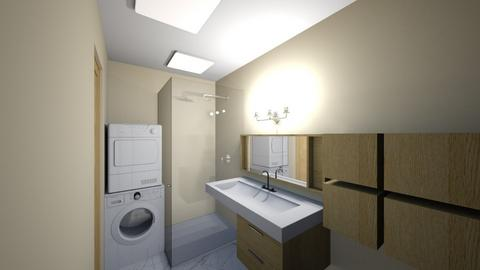 Vonios kambarys1 - Bathroom  - by JurgaVSRC