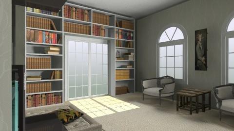 living room - Classic - Living room - by klesta seseri