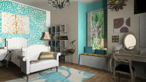 For Emra - Classic - Bedroom  - by ocbruner