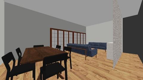 Living dining room - Living room  - by lvontz