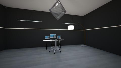 Colins gaming room - by Colin Ewers