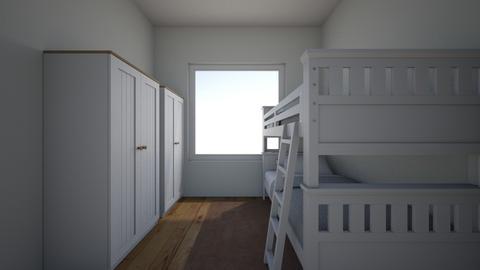 kids bedroom - Bedroom  - by mackenziemb