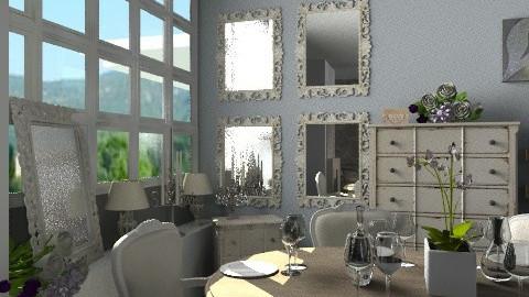 un dimanche en provence 3 - Classic - Living room  - by calu13