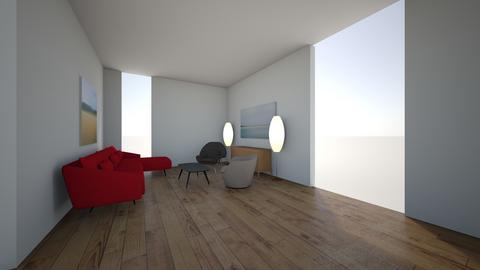 living room my first - Living room - by Ekaterinka Balandina