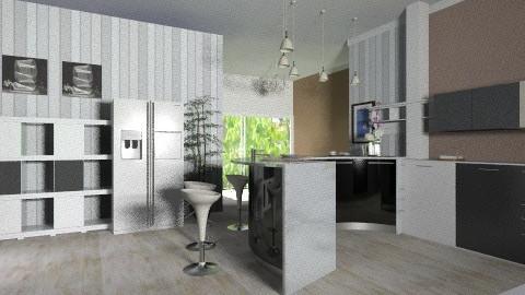 Kitchen 02 - Classic - Kitchen  - by Bandara Beliketimulla
