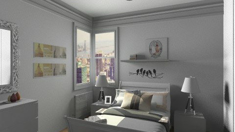 eternellyours - Bedroom - by didi_