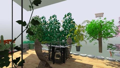 beuatiful garden nohouse - Glamour - Garden  - by dliio