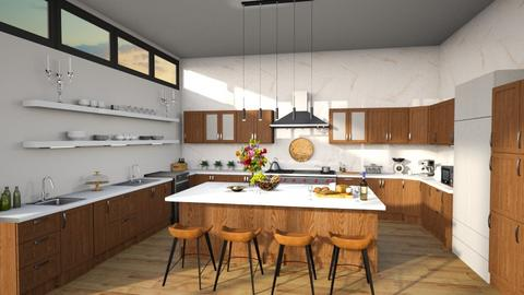 Natural Kitchen - by kt_2