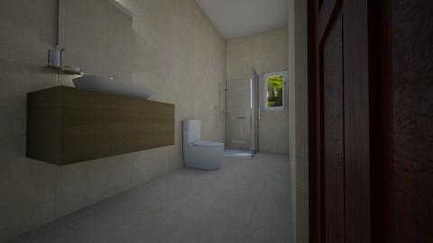 Bathroom 1 Nyari 31 - by Zarinah_Otan