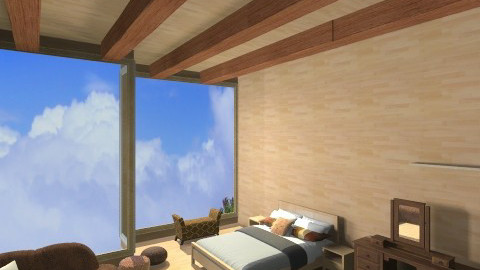 000011111100000 - Country - Bedroom  - by ruaa shan