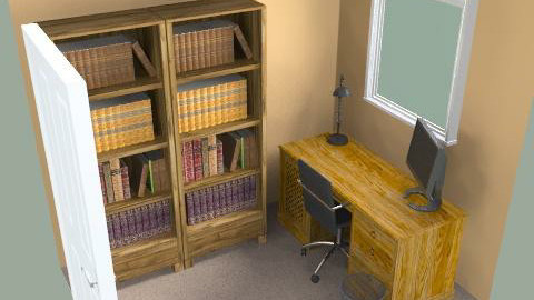 davian office - Classic - Office  - by sjd1000