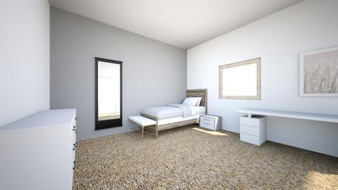 basement room  - Bedroom  - by k_baller
