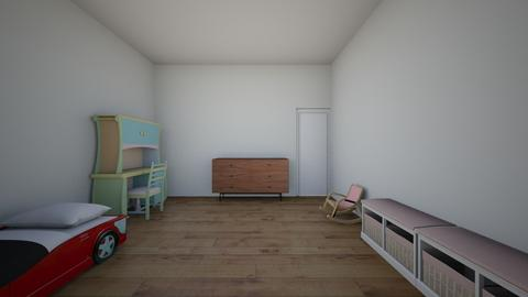 New room - Classic - Kids room  - by puppy1012