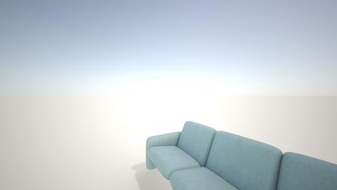 the amazing couch - Living room  - by parkerheinze