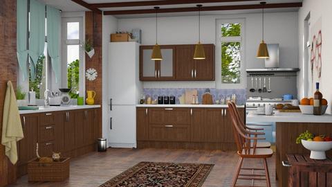 MFK - Kitchen  - by milyca8