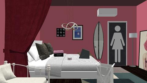 TRY - Bedroom - by Nur Hidayati Hassim