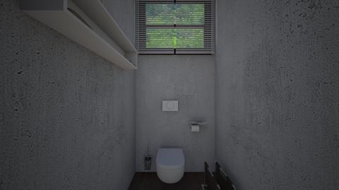 Main bathroom_toilet - Bathroom  - by lovasemoke