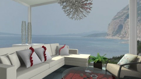 Coral_Detail_1 - Eclectic - Living room  - by giulygi