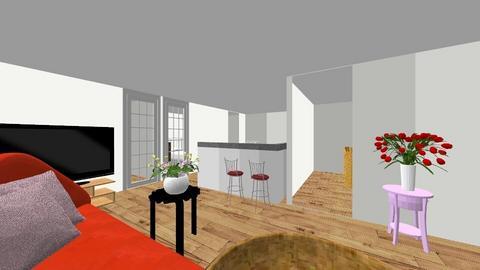 ruang tamu teras 1 - by chrismanbintoro