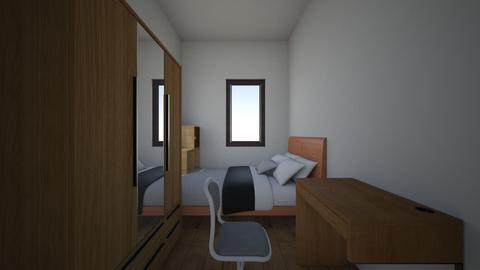 room - Bedroom - by SalaiAnett