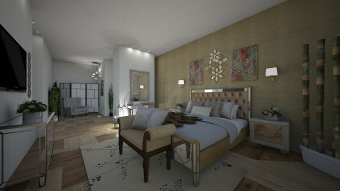 Light Human Hotels - by zulay290