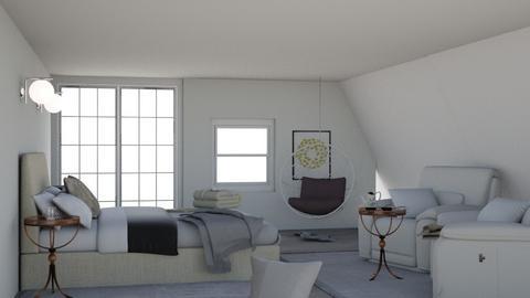 Stylish Bedroom - Modern - Bedroom  - by DerpyMoggins