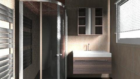 bathroom  - Modern - Bathroom  - by stacy_m