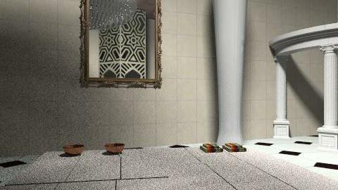 Hamam4 - Glamour - Bathroom  - by pelin1286