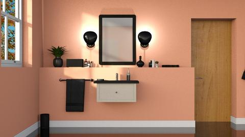Bongo Jazz - Modern - Bathroom  - by Claudia Correia