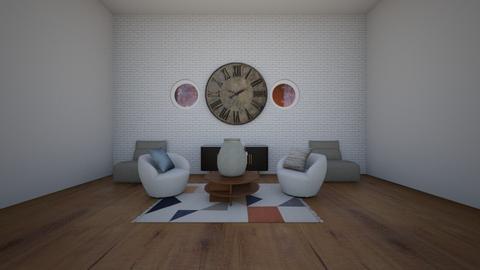 office  - Modern - Office  - by violin28
