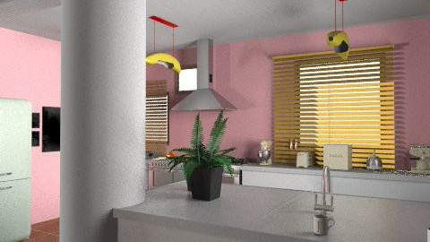 Smith - Kitchen - Eclectic - Kitchen  - by joshjms