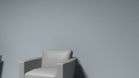 3D reception area  - Minimal - Office  - by vitta_82