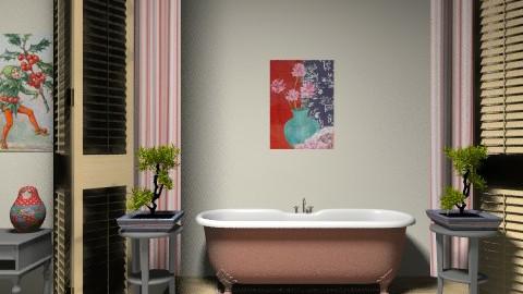 bathroom - Eclectic - Bathroom  - by rosiedoll