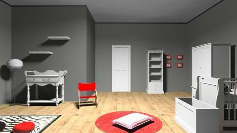 rb - Kids room - by juicygirl