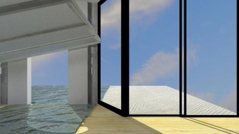 Indoor Terrace - Garden - by caroline9