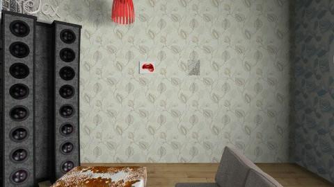 Testing 1 - Retro - Living room  - by Khalasar