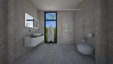 Casa152Ensuite - Classic - Bathroom  - by nickynunes